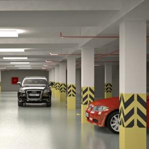 Автостоянки, паркинги Немана