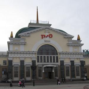 Железнодорожные вокзалы Немана